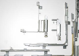 Herajes para ventanas de PVC Y Aluminio . Ventacav