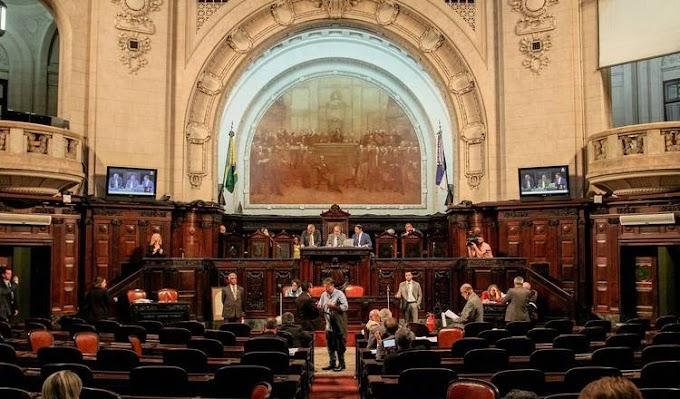 Justiça quebra sigilo bancário e fiscal de presidente da Alerj