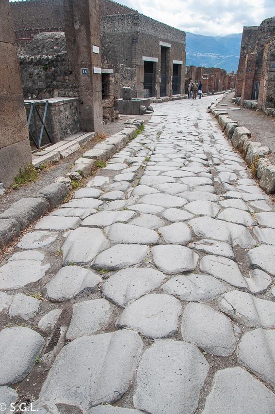 Pompeya. Sensaciones de Napoles, encanto ciudad decadencia