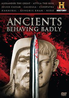 Κακοτροποι Αρχαιοι - Ancients Behaving Badly | Δείτε τη Σειρά Ντοκιμαντέρ online