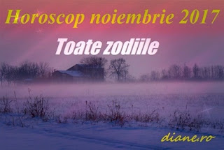 Horoscop noiembrie 2017 - Toate zodiile