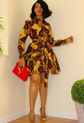 Nigerian Ankara Styles Catalogue