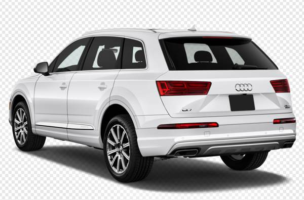 2017 Land Rover Discovery vs Audi Q7 Battle Of The SUVs