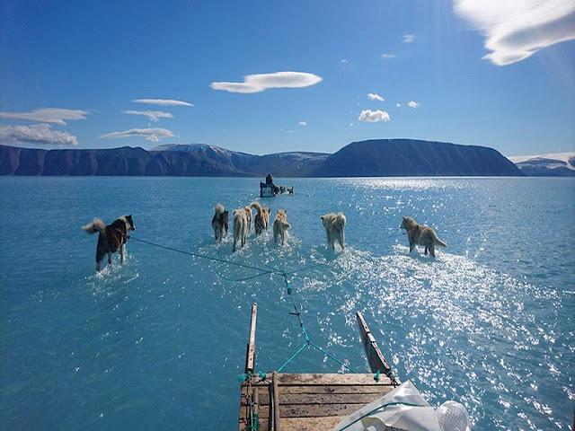 Groenlandia Isla de Hielo