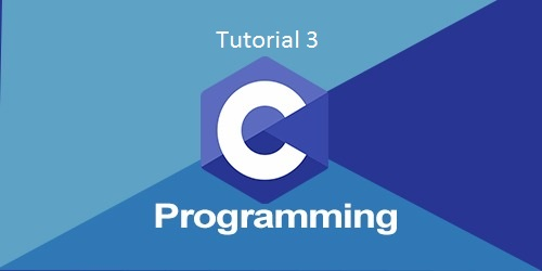 C programming language tutorial #3