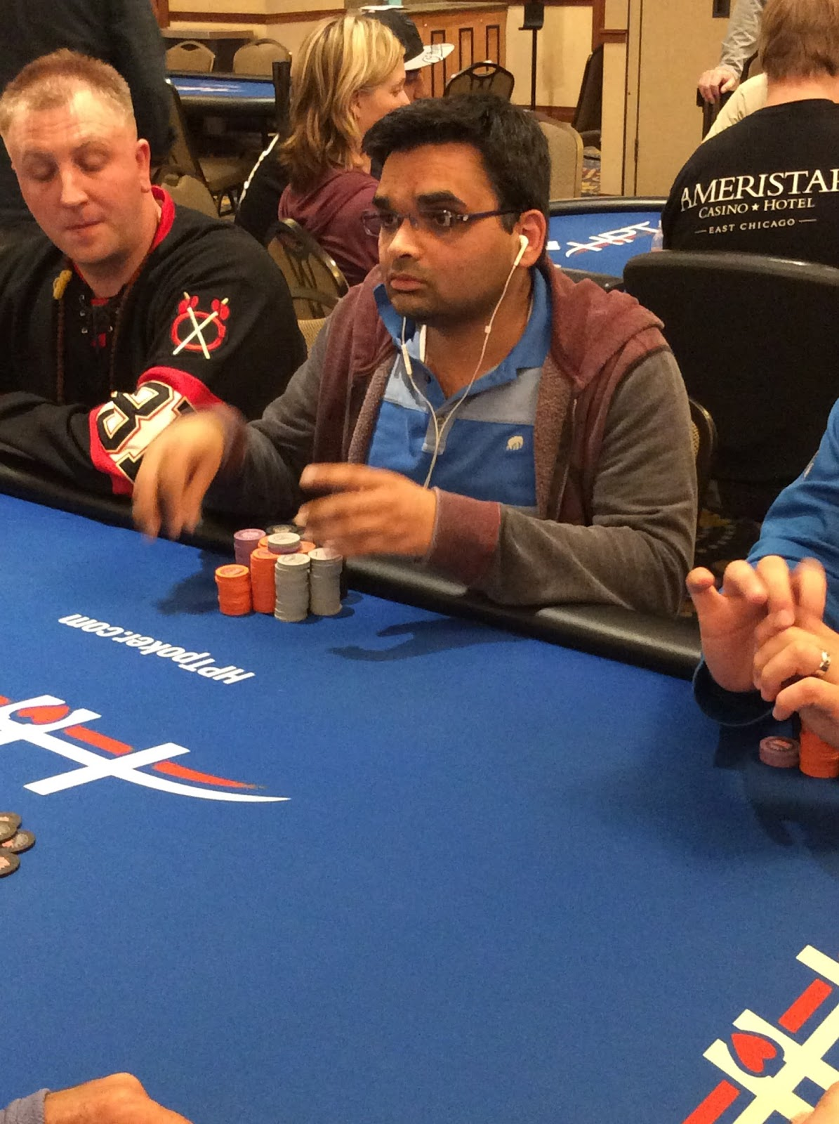 Heartland poker tour soaring eagle h10 casino playa de las americas