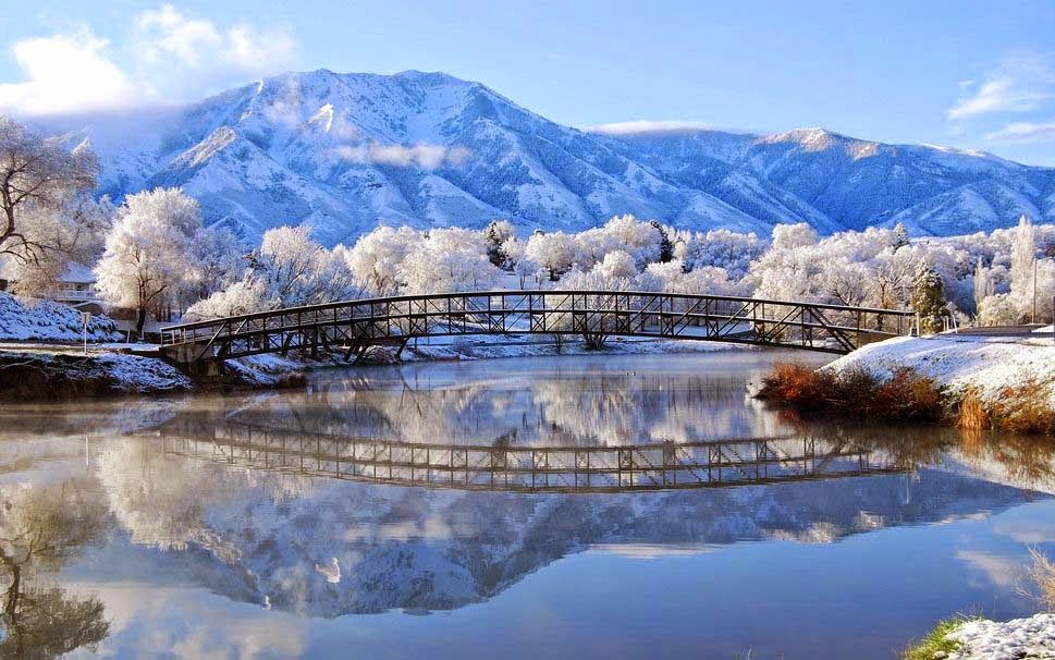 nature-winter-snow-frost-river-bridge-high-resolution