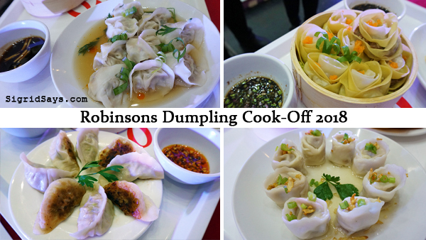 Chinese New Year pork dumplings recipe