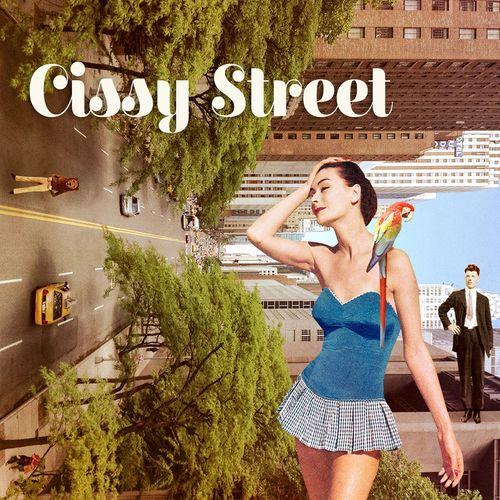 News du jour Cissy Street Pochette de David Fangaia Blog La Muzic de Lady
