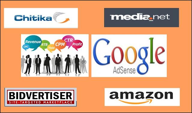 2017 ke best ad networks