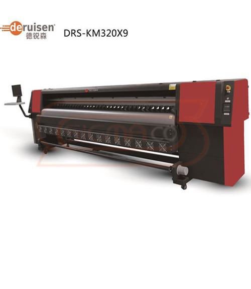 Mesin Printing Konica 512i Deruisen DRS X9