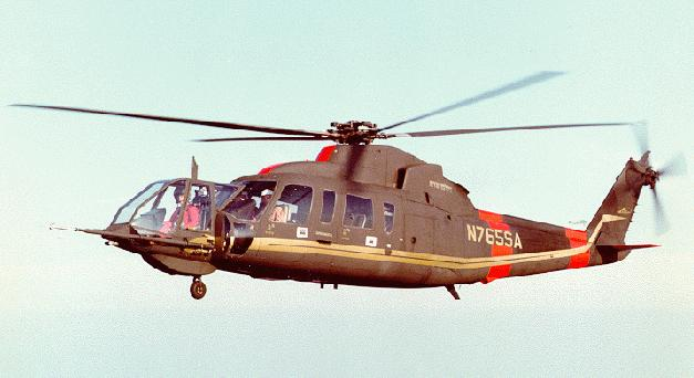 Sikorsky S-76 Shadow
