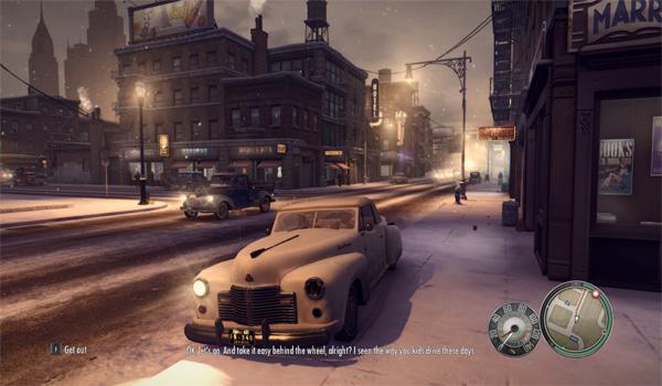 تحميل لعبة Mafia 2 من ميديا فاير