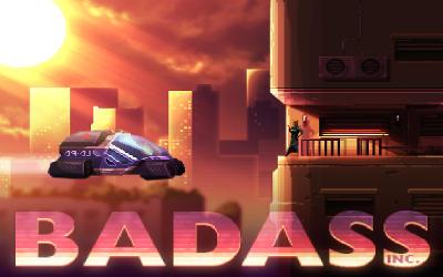 Badass Inc. - Jeu d'Aventure sur PC