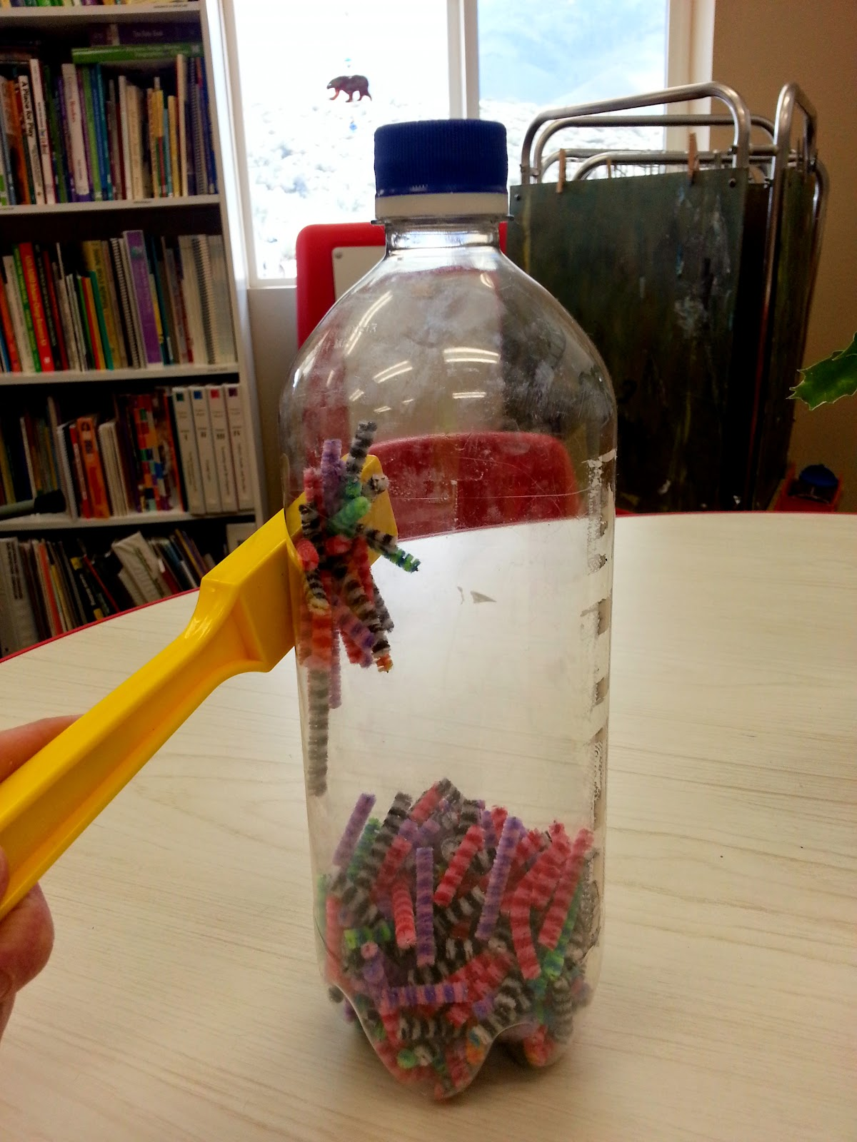 Choices For Children Pipe Cleaner Discovery Bottle