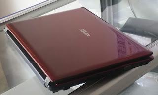 Laptop ASUS A43E Core i3 Second Malang
