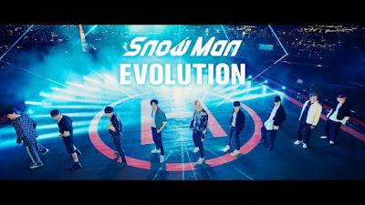 Snow Man - EVOLUTION lyrics terjemahan arti lirik kanji romaji indonesia translations 歌詞 info lagu album Snow Mania S1