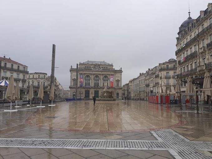 """L'Hérault en vigilance Jaune """"Pluie-inondation"""""""