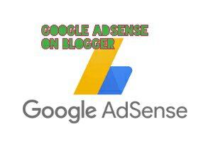 Google Adsense On Blogger