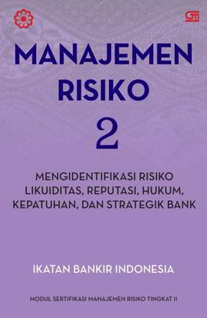 Manajemen Risiko 2 PDF Penulis Ikatan Bankir Indonesia