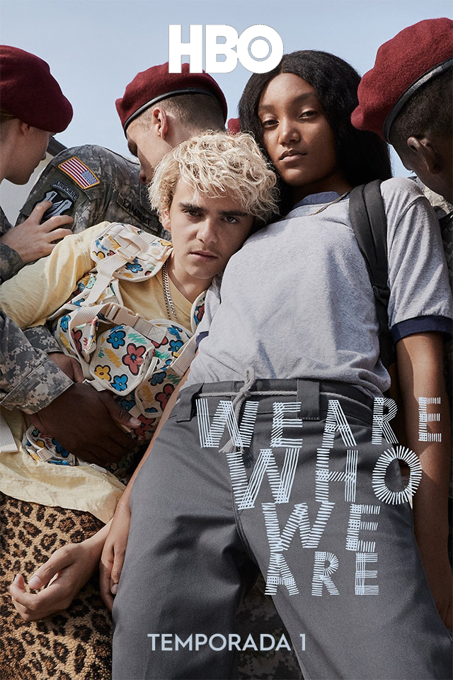 We Are Who We Are (2020) Temporada 1 HMAX WEB-DL 1080p Latino