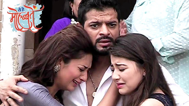 Rohan sacrifice life for Ishita Aaliya's well being in Yeh Hai Mohabbatein