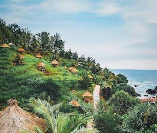 Wisata Kebumen Terindah Pantai Menganti