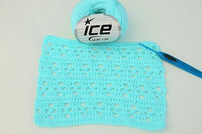 5 - Crochet Imagen Puntada a crochet combinación de puntos  facil y rapida Majovel Crochet