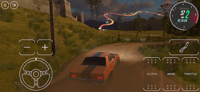 CarX Rally MOD APK OBB Download for Android