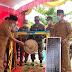 Plt. Bupati H. Juarsah Melakukan Peletakan Batu Pertama PJU-TS Di Desa Dangku Muara Enim