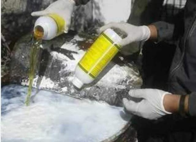 تسمم عامل بسوهاج.. تناول طعام دون غسل يدية من «مبيد حشرى»