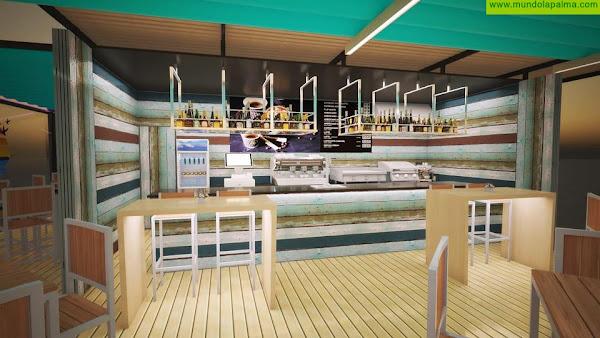 Costas autoriza la instalación de tres kioscos y hamacas en la playa