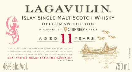 Lagavulin 11 Offerman edition 2021