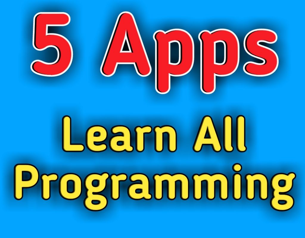 Mimo: learn coding in JavaScript, python and HTML,Programming Hub: Learn To Code,Learn C++