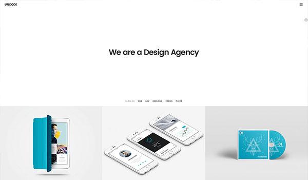 uncode-creative-agency-portfolio-theme