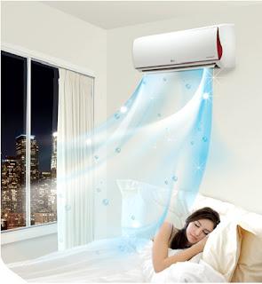 Chọn công suất máy lạnh theo diện tích sử dụng