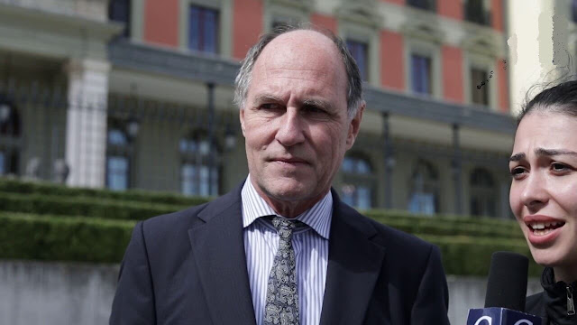 Brian Toll Says removal of Article 370 is best Opportunities To The People In Kashmir