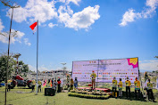 Bupati Hendy dan 180 Komunitas Pegiat Sampah Peringati World Clean Up Day 2021
