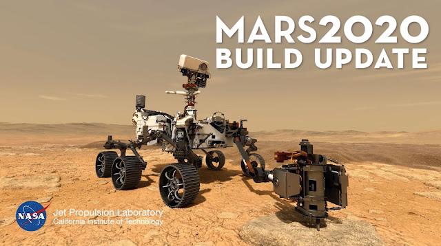 NASA: Helokopter Mars Siap Menuju Planet Mars