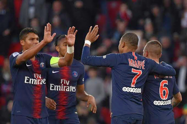 Ligue 1: PSG Book French Cup Semi-Final Ticket