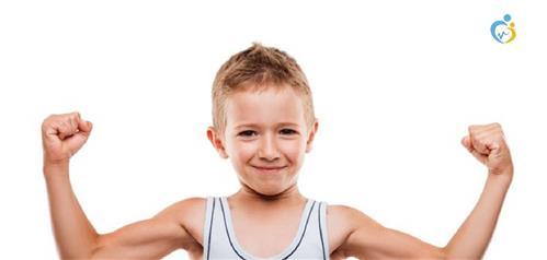 3 طرق  لتقوية عظام الأطفال