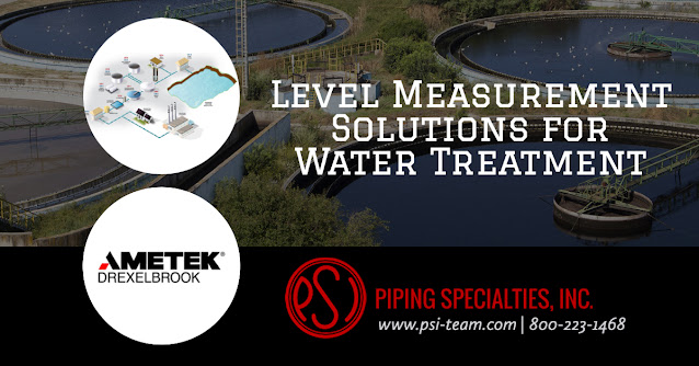 Level Measurement Solutions for Water Treatment