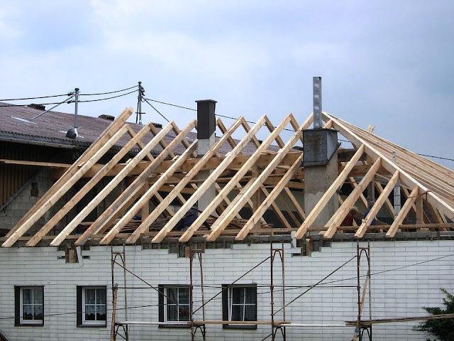 Berbagai Macam Bentuk Rangka Atap dan Karakteristiknya