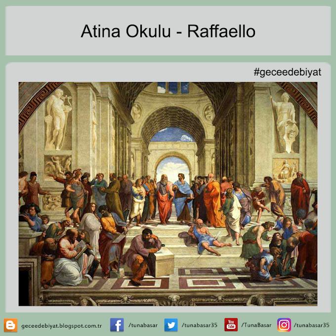 Atina Okulu - Raffaello