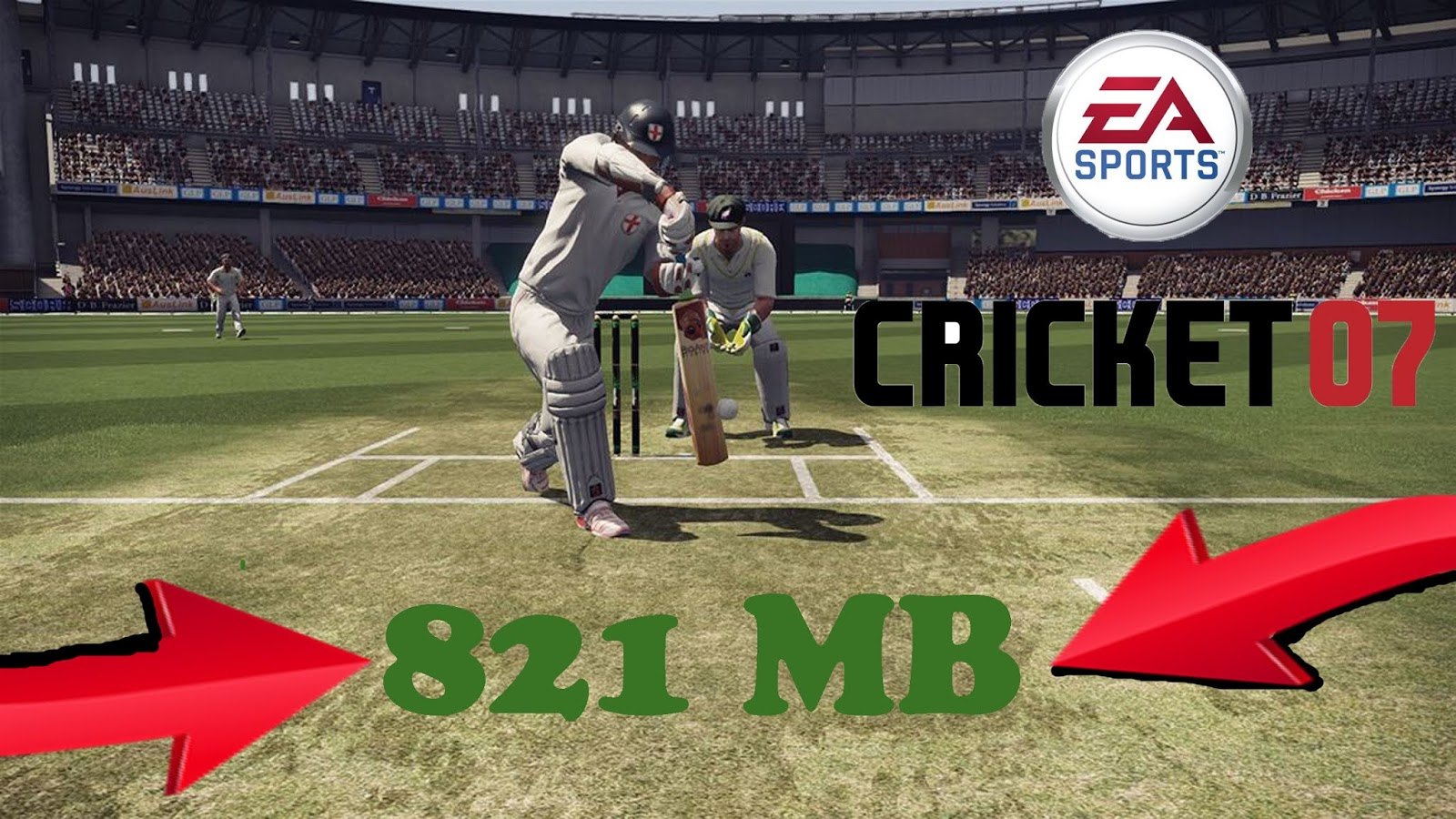 pc cricket game low mb download