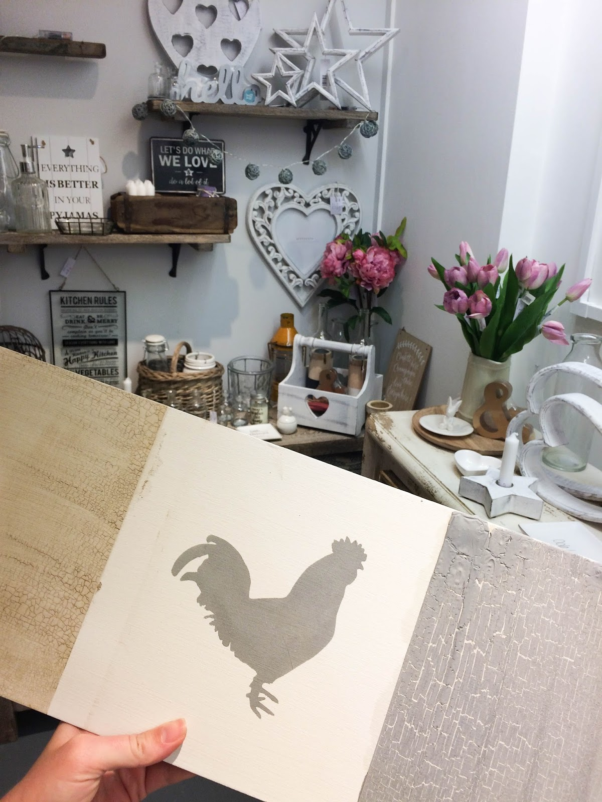 Eliza Rose paint workshop in Wickham, Hampshire blogger, UK lifestyle blog