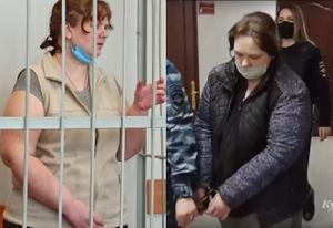Мать из Курской области, которая сожгла 8-летнего сына заживо, заявила в суде, что беременна