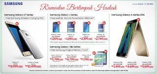 Samsung Galaxy Promo Ramadhan Berlimpah Hadiah