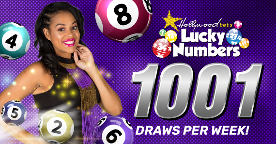 Hollywoodbets Lucky Numbers