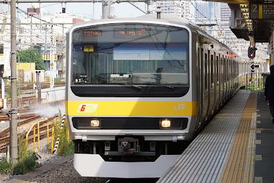 JR東日本E231系